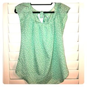 Lauren Conrad blouse! CUTE!